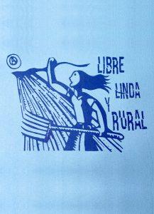 Libre, linda y rural
